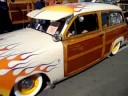View Video: Woodie Hot Rod - 2008 Wavecrest Woodie Show M