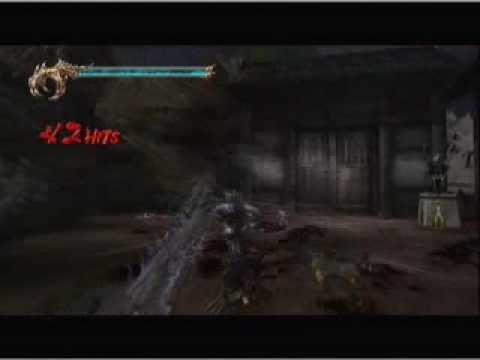 Ninja Gaiden 2 Master Ninja No Ninpo No Item OLB Minimal UT/IS/Save Run Chapter 2-Part 1