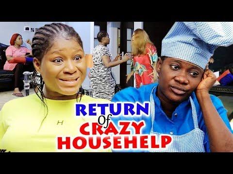 Return Of The Crazy House Help Season 7&8 - Mercy Johnson ll 2019 Latest Nigerian Nollywood