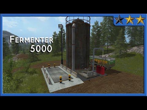 Fermenter 5000 - (Fermenting Silo) v1.5