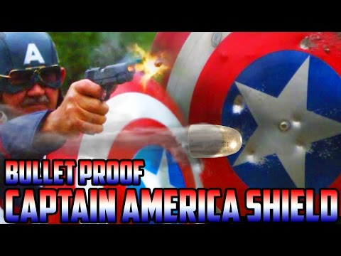 Captain America's Shield Is Put To The Test