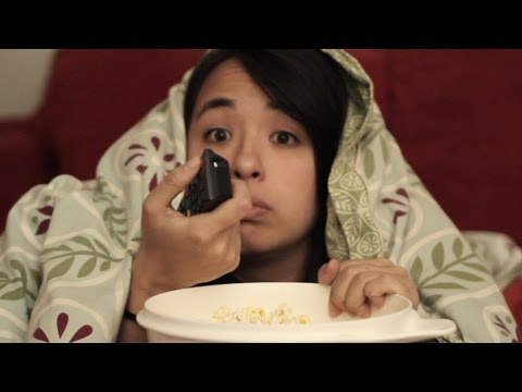 Crazy Things You Do After Watching A Scary Movie