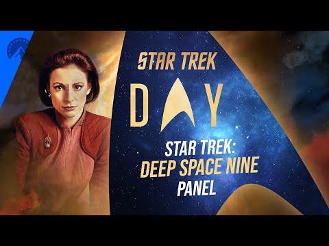 Star Trek Day 2020   Deep Space Nine Panel