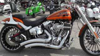 1. 956581 - 2014 Harley Davidson CVO Softail Breakout   FXSBSE - Used motorcycles for sale