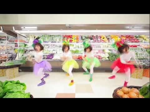 Una canzone sui vegetali