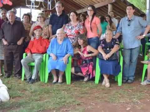 Festa  de 90 anos João Irineu em Tamarana