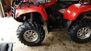 7. 2005 Arctic Cat 650 V2 27