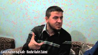 Çaros najher naj kafe - Hoxhë Rafet Zaimi