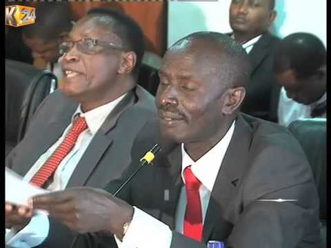 MPs To Debate Kaimenyi Censure Motion Tuesday Afternoon