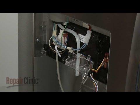 Frigidaire Refrigerator Replace Dispenser Module #242270102