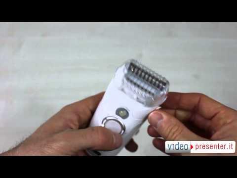 Braun Silk epil 7 Epilatore Xpressive Pro 7681, Legs, Body & Face, Recensione | Videopresenter.it