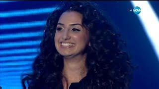 Hristiana Loizu videoklipp Emotions (Mariah Carey Cover) (On The X-Factor Bulgaria) (Live)