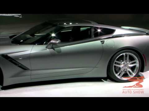 Corvette Stingray History on 2014 Chevrolet Corvette Stingray     Autoweek In The Studio   Holy