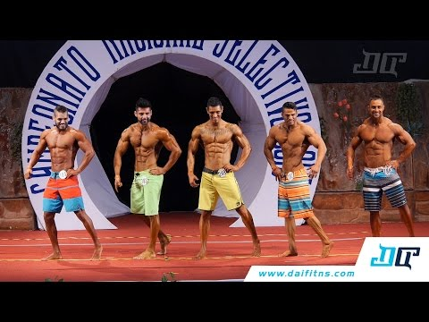Nacional 2015 - Men's Physique