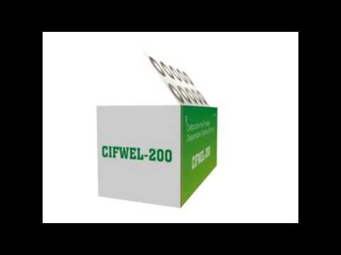 CIFWEL TABLET  (Cefpodoxime Proxetil)