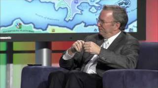 A Conversation with Eric Schmidt - Web 2.0 Summit 2010