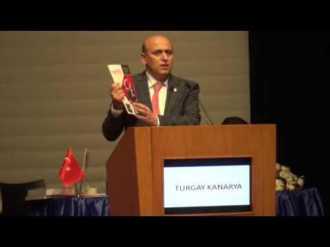 İstanbul SMMM Odasının 23. Seçimli Olağan Genel Kurulu Sn. Turgay KANARYA