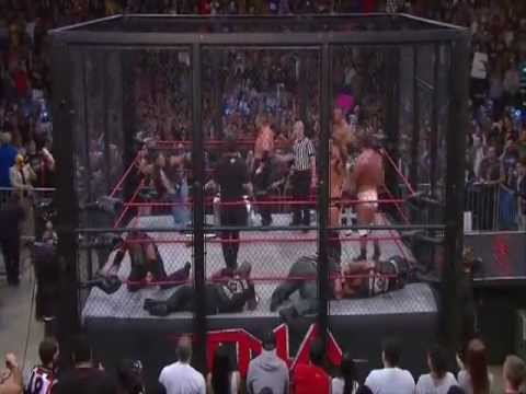 TNA - Impact Wrestling Team TNA vs Ace & Eight Steel Cage Lockdown 2013 (17/03/13) Kennedy67000 -------------------AMV GAME SPORT MUSIC FUN--------------------