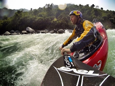 BenBrown: GoPro Hero3+ Nepal Kayak Adventure