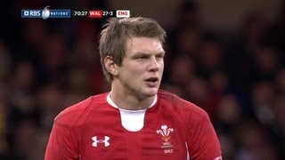 Biggar United Kingdom  city pictures gallery : Biggar Penalty Wales v England 16 March 2013