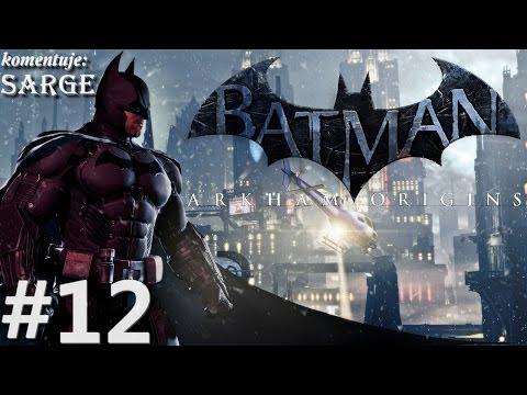 Zagrajmy w Batman: Arkham Origins odc. 12 - Bane i przyszła Harley Quinn