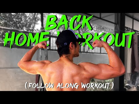 Back Home Workout