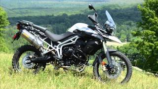 10. Triumph Tiger 800 XC Review And Specifications