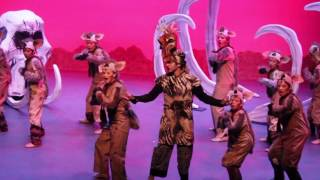 The Lion King Musical 2015