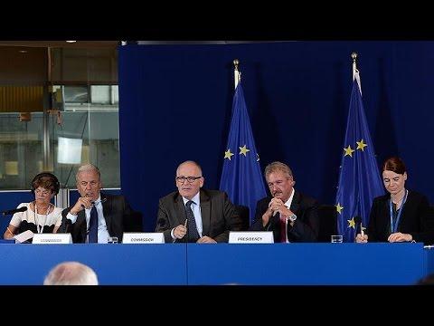 Βρυξέλλες: Κατά πλειοψηφία εγκρίθηκε η μετεγκατάσταση 120.000 προσφύγων- Δεσμευτική συμφωνία και…