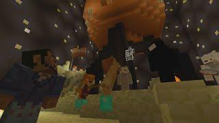 Minecraft Xbox - Stampy's Moon Adventure - HIDE N SEEK!
