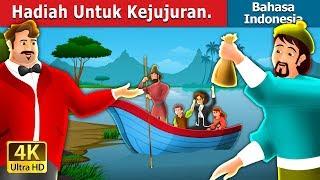 Download Video Hadiah Untuk Kejujuran | Dongeng anak | Dongeng Bahasa Indonesia MP3 3GP MP4