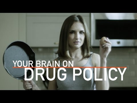 Any Questions? 'This is Your Brain on Drugs' Actress Comes Out Against the Drug War in Video