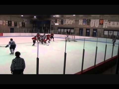 Bantam AAA Hockey Tournament Laval Montreal Quebec game 1 1