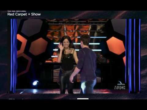 Shawn Mendes Camila Cabello win fan fave vi