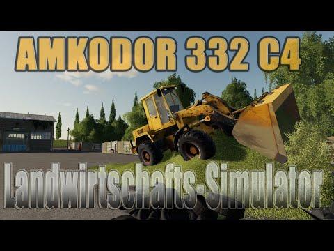 AMKODOR 332S4 v1.1.0.0