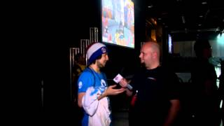 MLG Anaheim: Interview with Cloud 9 | Mang0 Super Smash Bros Melee Champion