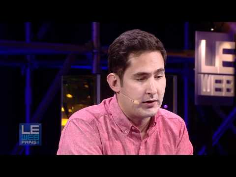 Kevin Systrom at Leweb11