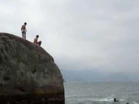 Saltos em Ibicuí