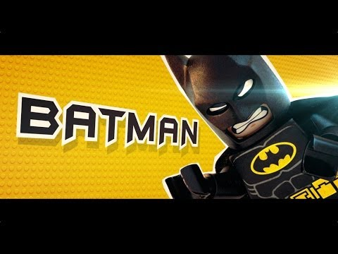 The Lego Movie (Character Profile 'Meet Batman')
