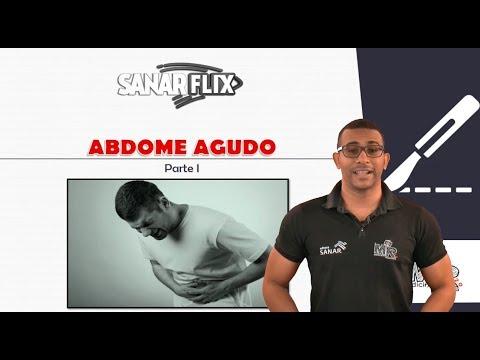 Abdome agudo (parte 1) - Aula SanarFlix