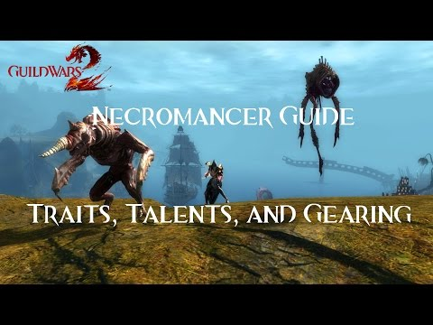 necromancer - A guide for level 80 Necromancers or even those who are leveling up and are new to the class and just need a little help getting everything straightened out....