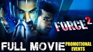 Nonton Force 2 Movie 2016 Promotional Events | John Abraham, Sonakshi Sinha and Tahir Raj Bhasin Film Subtitle Indonesia Streaming Movie Download