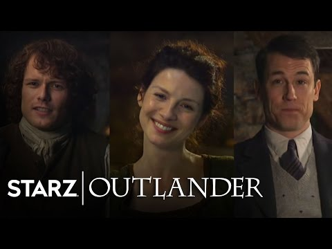 Outlander Season 1B (The Cast Plays 'This or That')