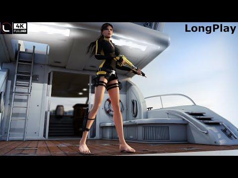 PC - Tomb Raider: Underworld - LongPlay [4K:60FPS]🔴