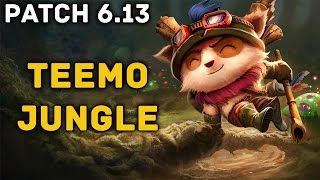 Playing some Teemo jungle!Links:Twitter: https://twitter.com/C00LStoryJoeStream: http://www.twitch.tv/c00lstoryjoeFacebook: https://www.facebook.com/c00lstoryjoe