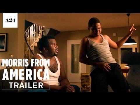 Morris from America (Trailer)