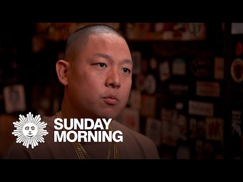 """""""Fresh Off the Boat"""" author Eddie Huang"""
