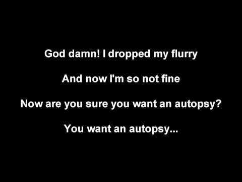 Don't mean to bombard with vids but...these are just too good :) Autopsy!