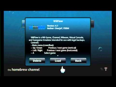 Wii U Hacking 101 -EP 2 Wii Backups with Wii Flow