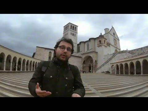 Conheça Assis na Itália
